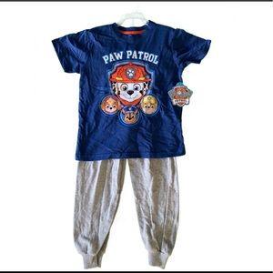 NWT Size 6 Paw Patrol Pajama Set
